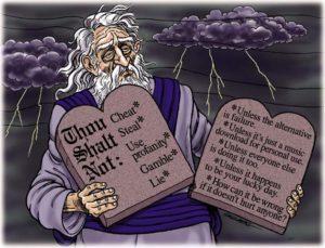 MosesMorality