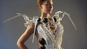 3D-Printed-Skeleton-Spider-Dress-0